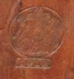 Mauser chilien 1912 Captur12
