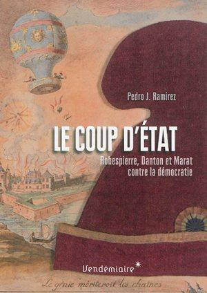 """Livre """"Le coup d'Etat """", par Pedro J. Ramirez 97823610"""