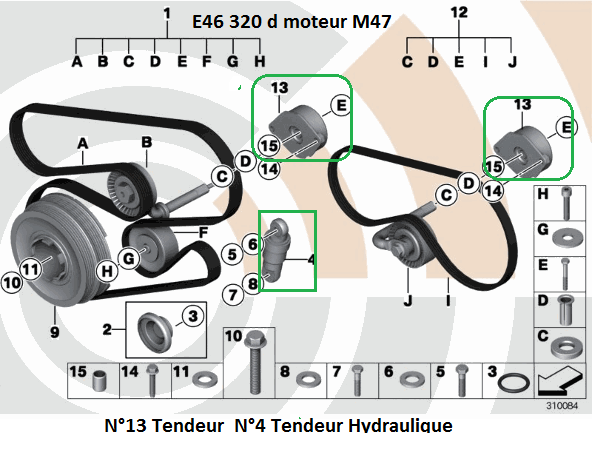 [ bmw E46 320D M47 an 1998 ] problème courroie d'accessoires (résolu) 11_e_410