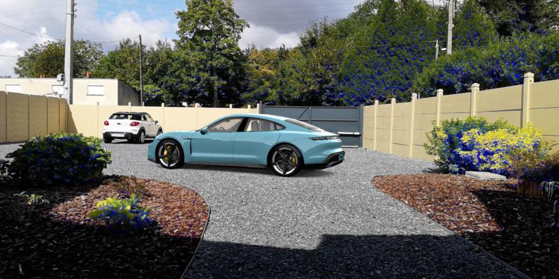 Porsche Taycan date officielle 15679310