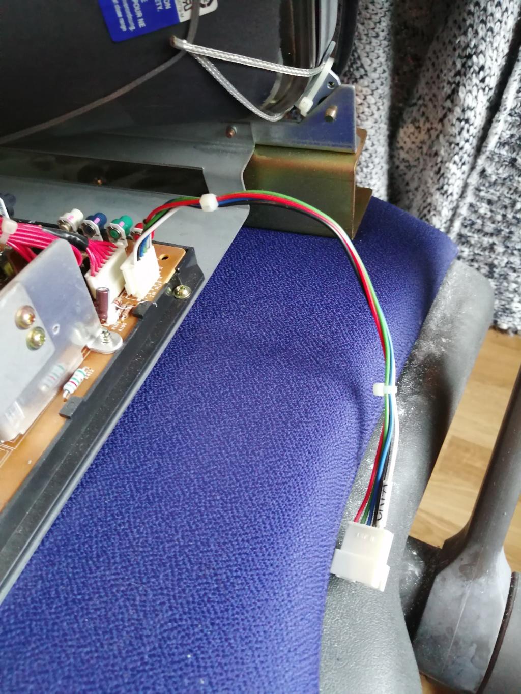 tuto fabrication d'un cable video vga pour borne mini Banpresto  Img_2070
