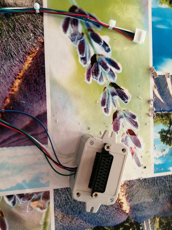 tuto fabrication d'un cable video vga pour borne mini Banpresto  Img_2073