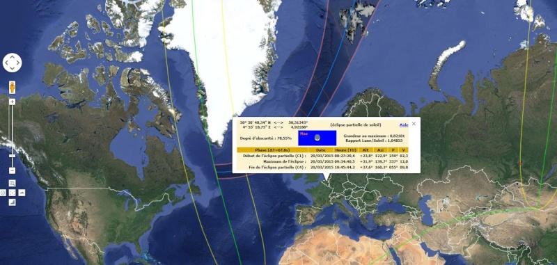 éclipse partielle du soleil le 20 mars 2015 (Belgique) Captur10
