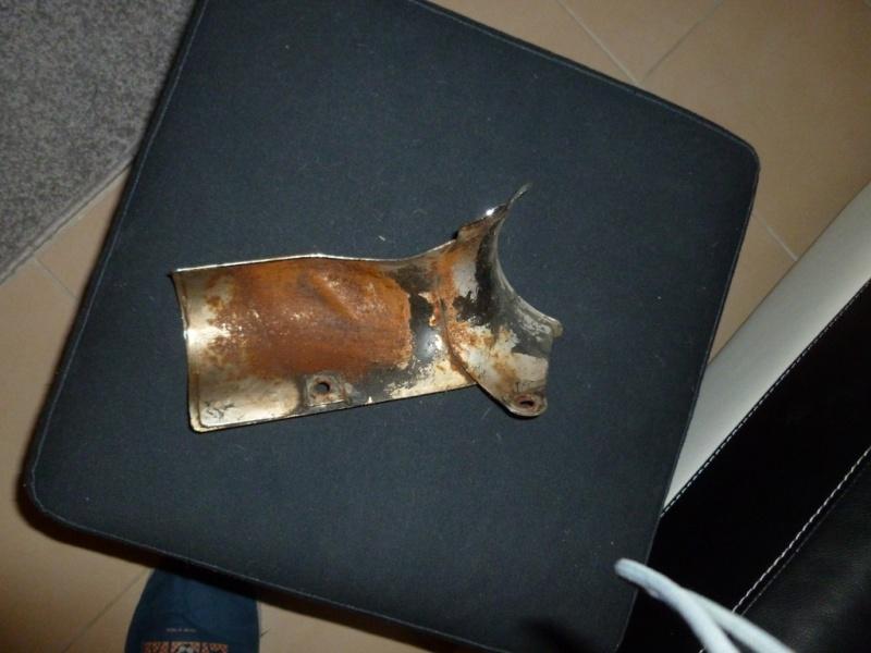 NTV : cache chromé de boîte à fumée Fj000310