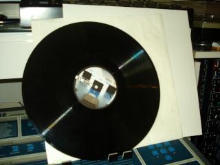 Gravure de Vinyle  Ds10