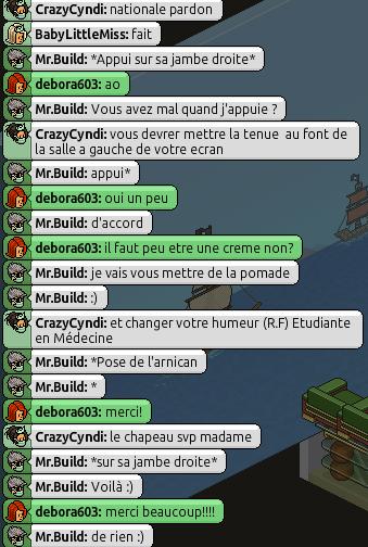 [Mr.Build] Rapports Médicaux [C.H] 213