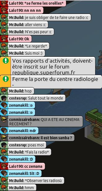 [Mr.Build] Rapports Médicaux [C.H] 217