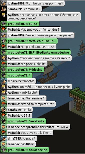 [Mr.Build] Rapports Médicaux [C.H] - Page 2 312