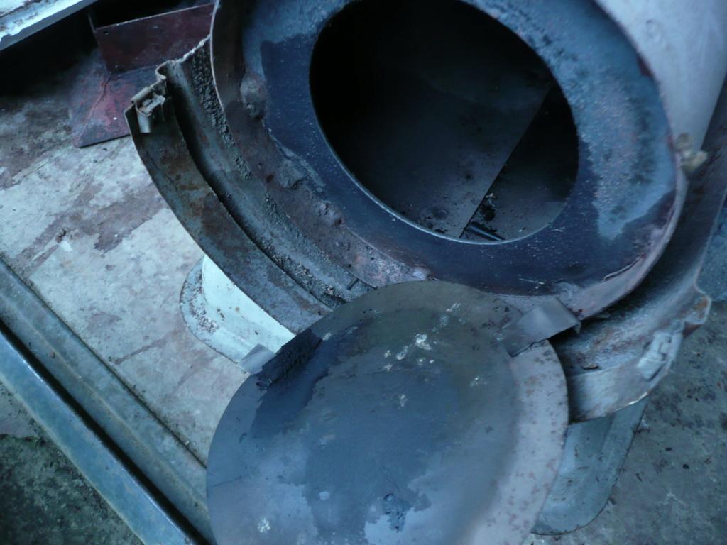 Générateur d'air chaud DIEMO Sortie10