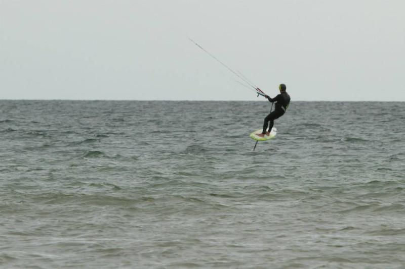 Vend Surf Airush 5'3 avec boitier Kétos 10502010