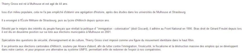 Thierry Gross, candidat de l'extrême droite sur les listes du Snalc (CTA et CAPA de Strasbourg). Captur11