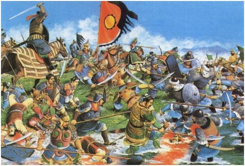 Les guerres  Talas-10