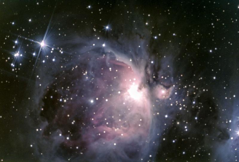 M 42 Grand nébuleuse d'Orion M42_c10