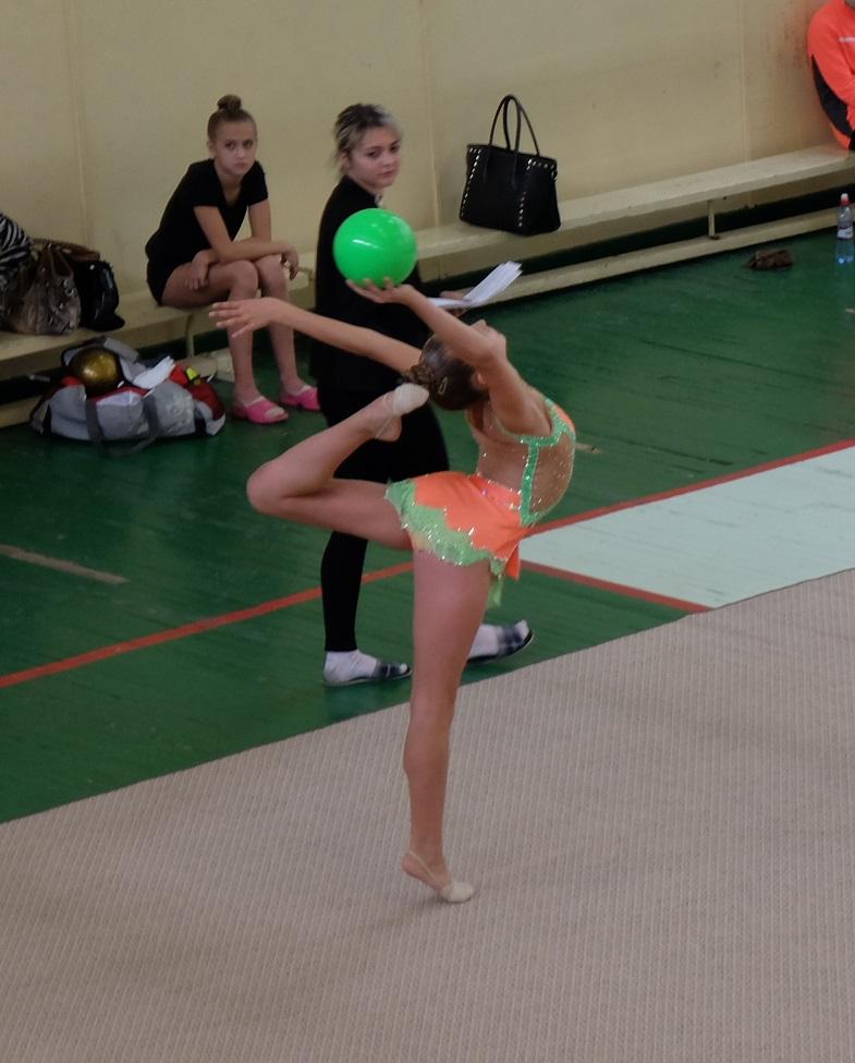 Чемпионат Риги по художественной гимнастике 2014  G8510