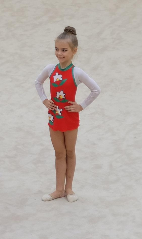 """Международный турнир по художественной гимнастике """"Vingro visi"""" 2014 - фото Mkk10"""