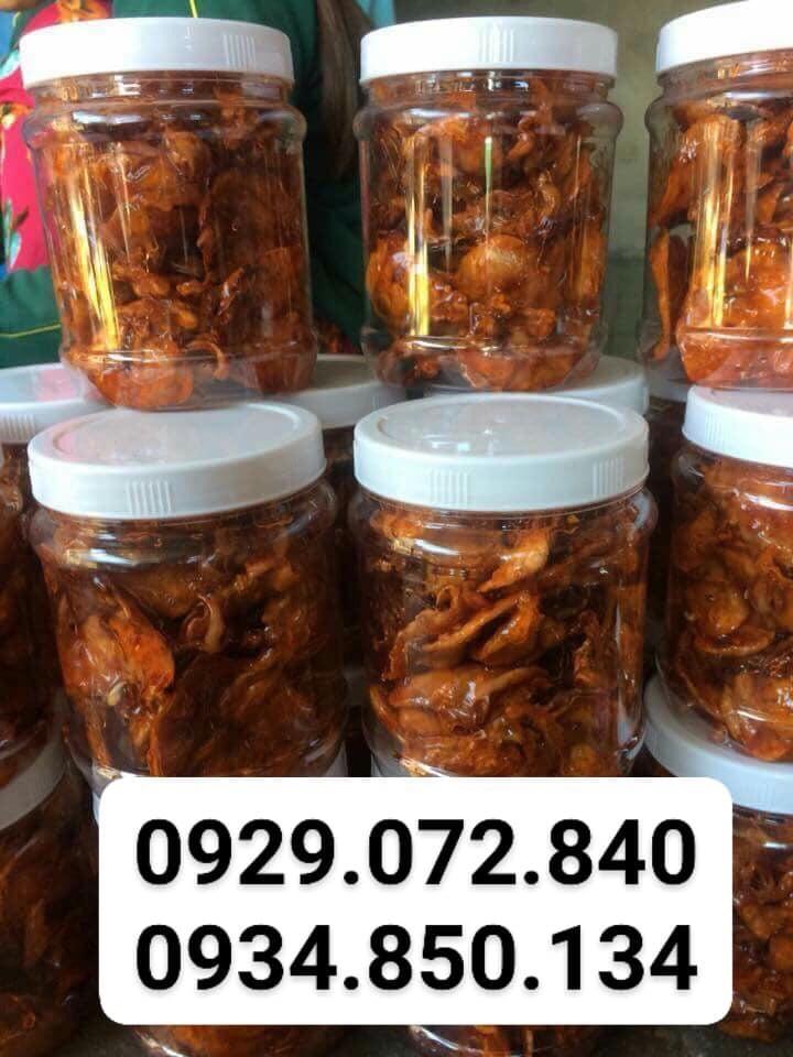 Bán Mực rim tỏi ớt, đặc sản Bình Định tại Đà Nẵng. Z1234810