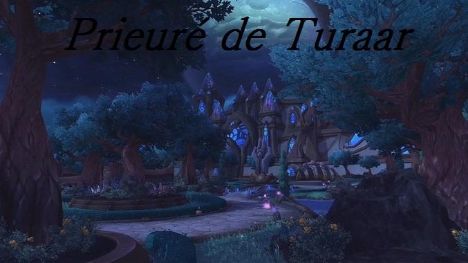 Prieuré de Turaar, Kirin Tor, RP
