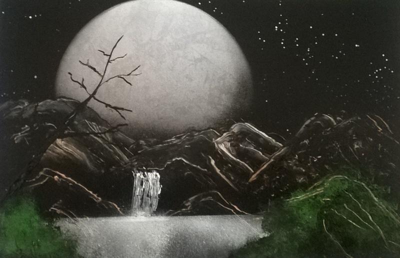 Mon premier mois de Spray Painting Essai_13
