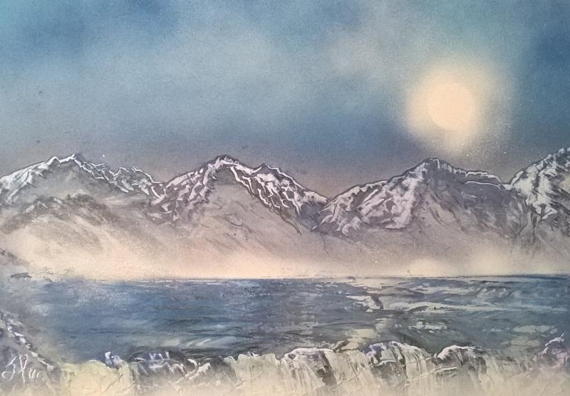 Mon premier mois de Spray Painting Essai_19
