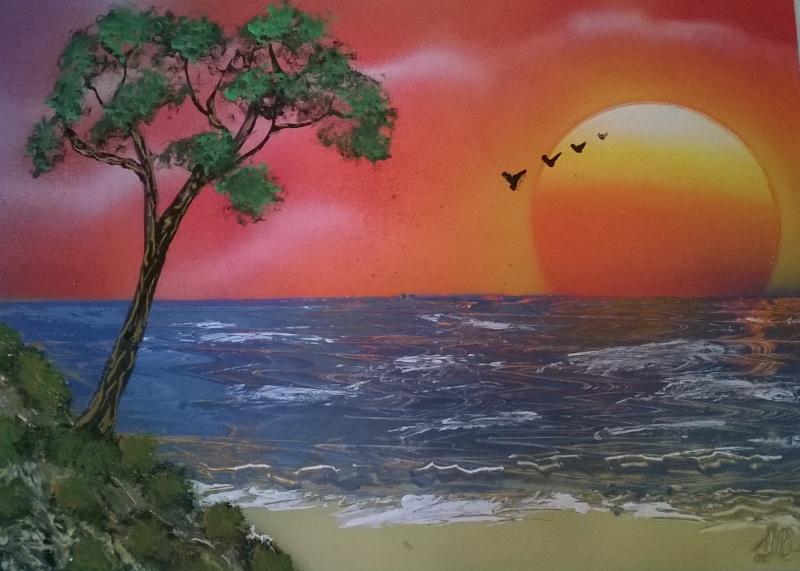 Mon premier mois de Spray Painting Essai_22