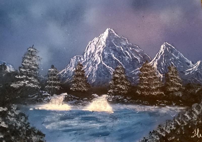 Mon premier mois de Spray Painting Essai_24