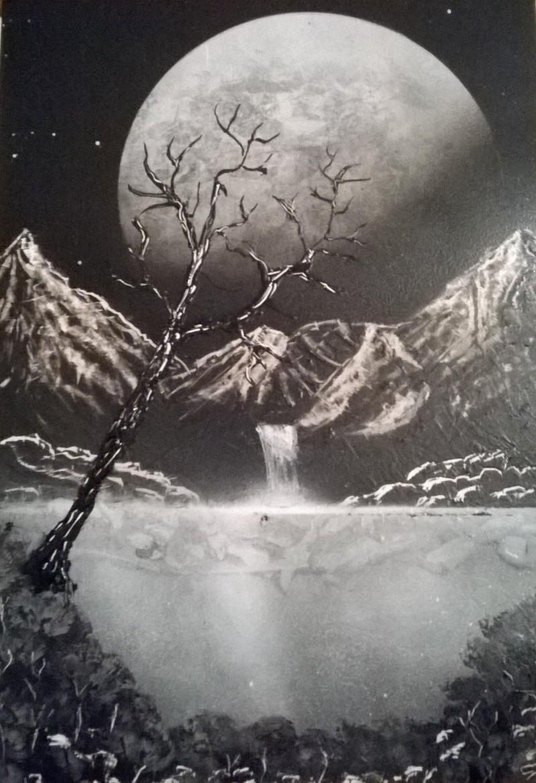 Mon premier mois de Spray Painting Essai_25