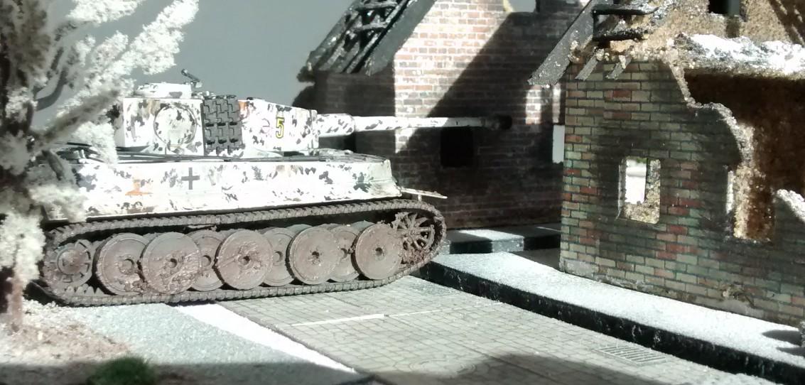 Tigerjagd am Orelbogen am 8.11.14 in den Phantasos-Studios in Wiesbaden Verlas14
