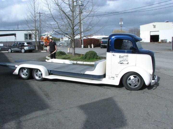 FORD 1938 COE hauler de DENNY OLSON : terminé 00cc10