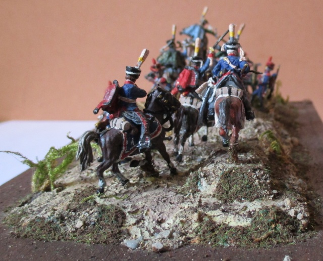 Hussards russes (sous le Premier Empire ) 20 mm Photo_17