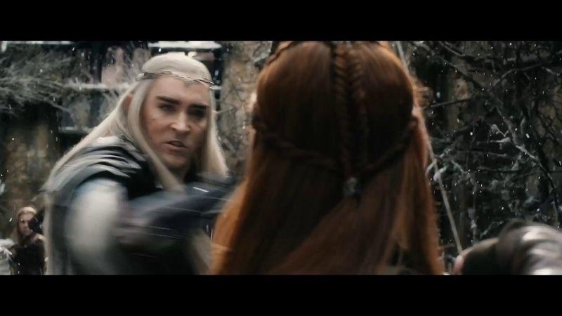 Le Seigneur des Anneaux / The Hobbit #3 Vlcsna11