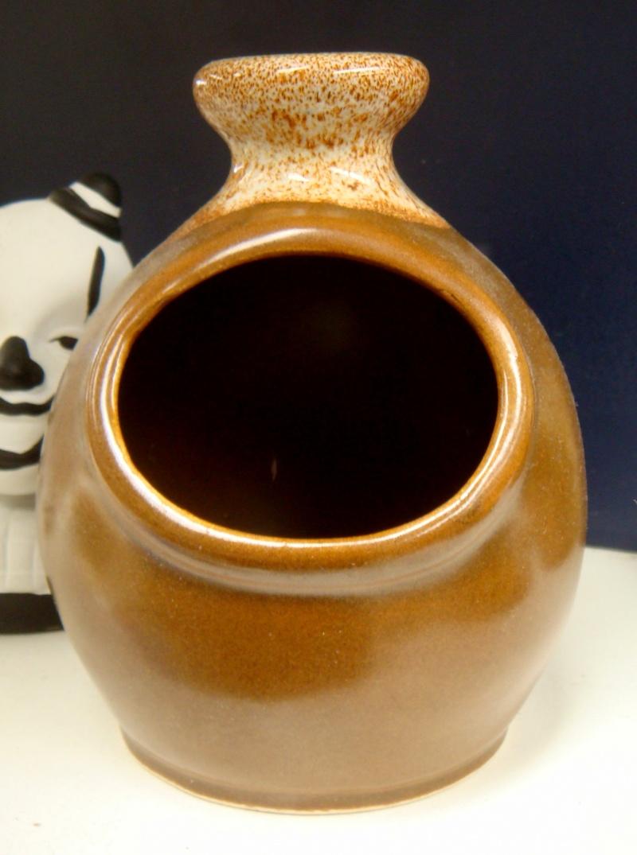 clay craft salt pig Dsc03713