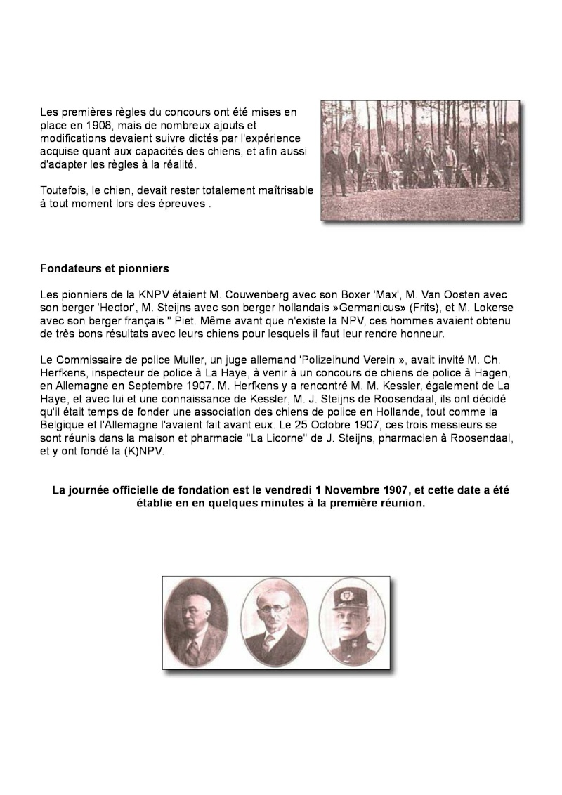 Historique KNPV Knpv_h11