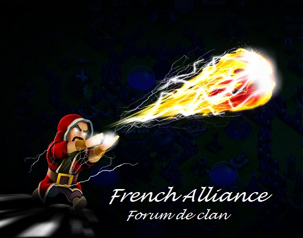 French Alliance - Forum de Clan