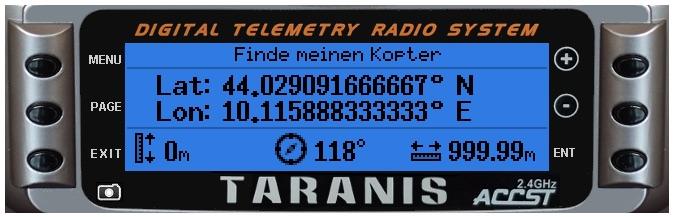 Zaggotelemetry -   Récupérer la télémétrie de DJI Naza directement sur la TARANIS !  - Page 2 Image15