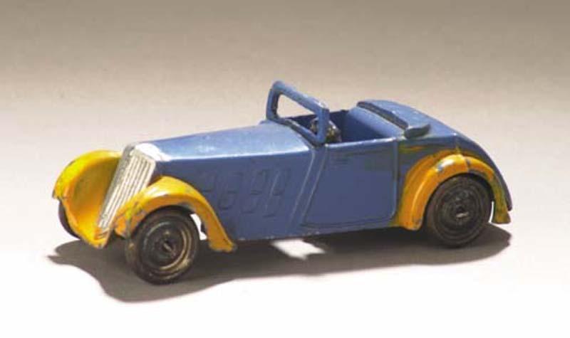 dinky toys roadster sport 22 C 1933/1934 1 er dinky française 22a_1212