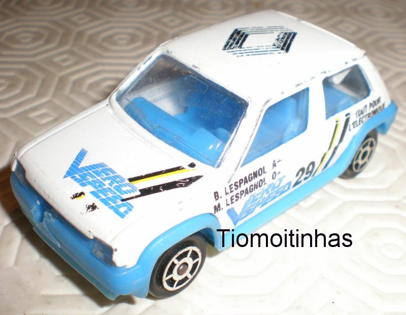 N°205 RENAULT SUPERCINQ GT TURBO 205_re10