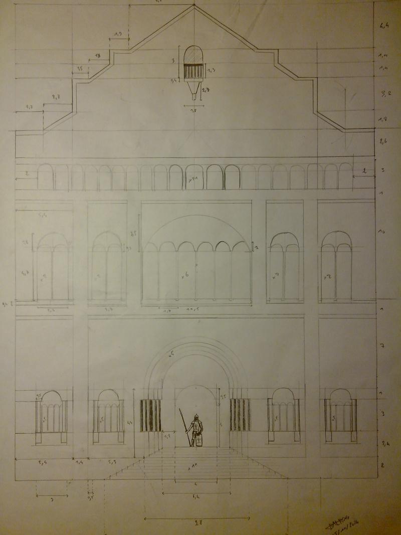 Projet: Salle du trône de Minas Tirith. Img_2010