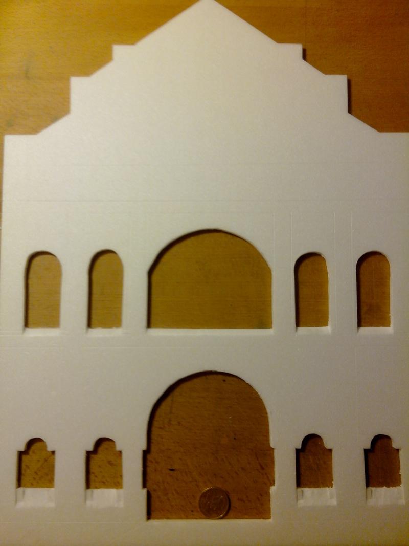 Projet: Salle du trône de Minas Tirith. Img_2011