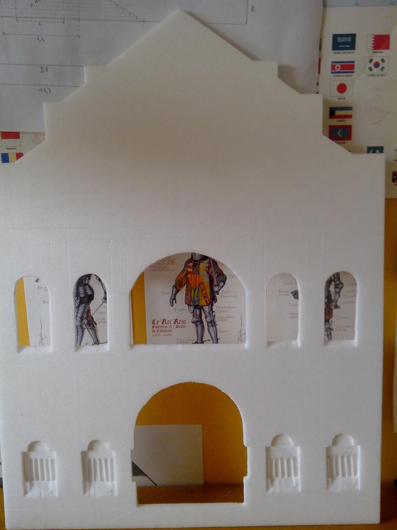 Projet: Salle du trône de Minas Tirith. - Page 2 Img_2012