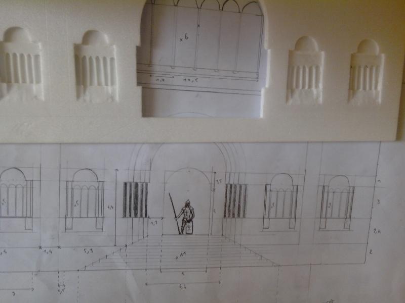 Projet: Salle du trône de Minas Tirith. - Page 2 Img_2013