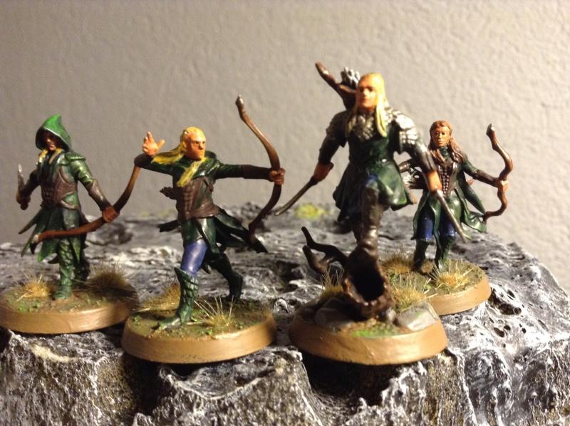 Elfes de Mirkwood (The Hobbit) Img_2512