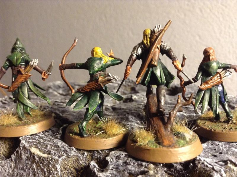 Elfes de Mirkwood (The Hobbit) Img_2513