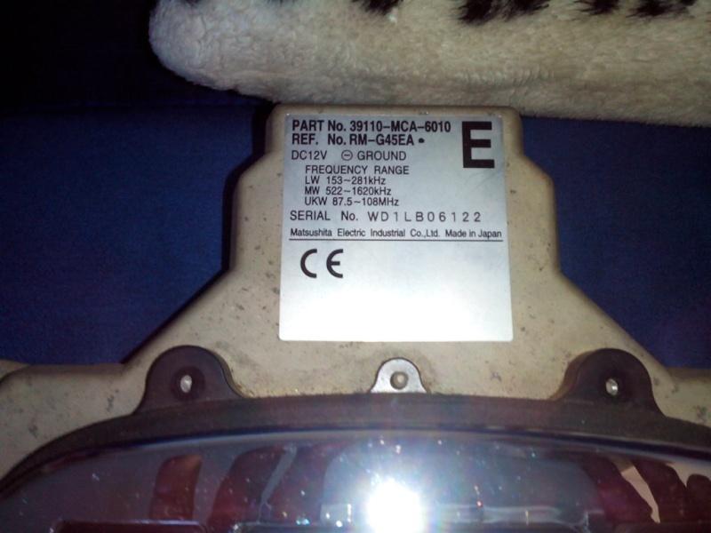 Problème intercom Honda  Img_2011