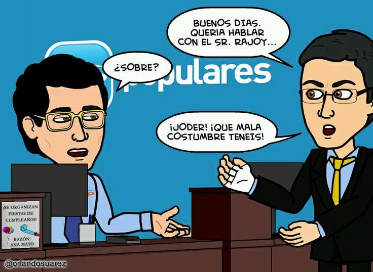 criticas políticas, humor en viñetas, protesta cañera  - Página 2 2623d210