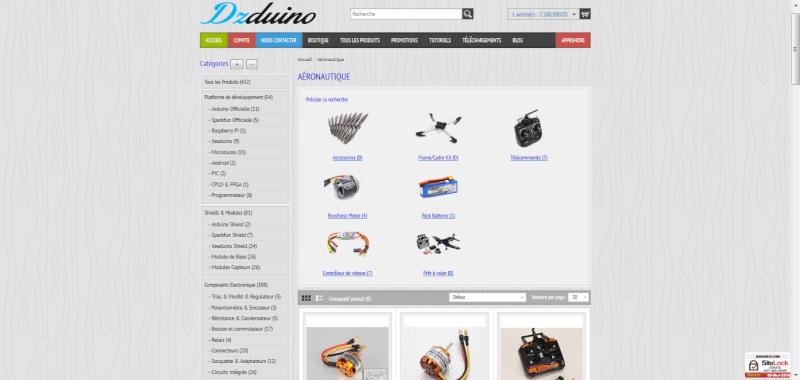 boutiques DZ Captur10