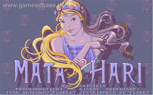 Mata Hari  [Loriciels] 1989 Mata_h10