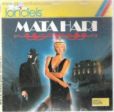 Mata Hari  [Loriciels] 1989 Mata_h11