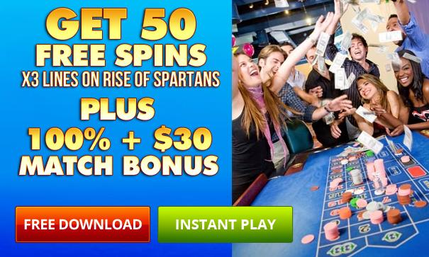 Mermaid Palace Casino 50 Free spins (US players welcome) Mer10