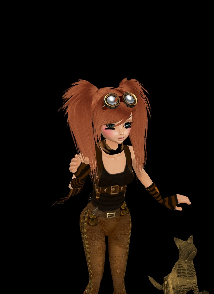 Wick3d's character/s Lydia11
