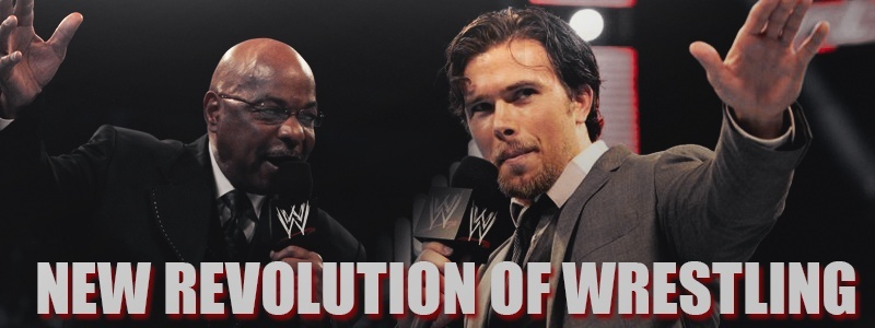 New Revolution of Wrestling